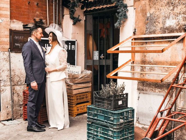 Il matrimonio di Jacopo e Vanessa a Roma, Roma 28