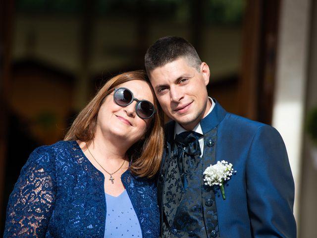 Il matrimonio di Fabio e Manuela a Signa, Firenze 11