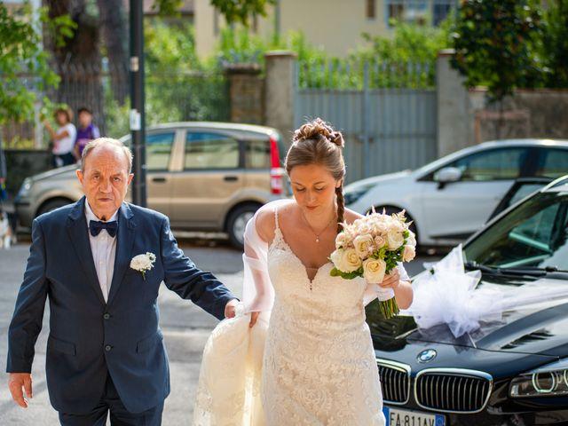 Il matrimonio di Fabio e Manuela a Signa, Firenze 13