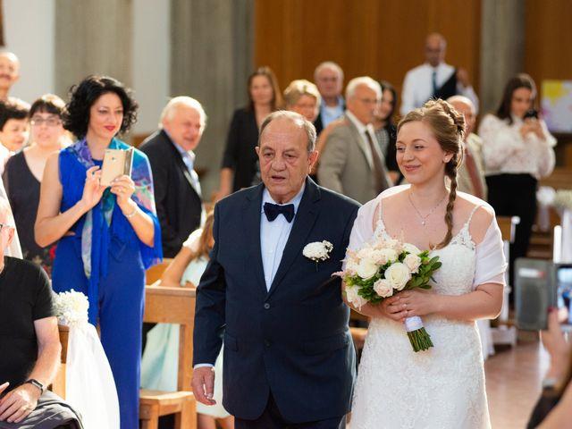 Il matrimonio di Fabio e Manuela a Signa, Firenze 14