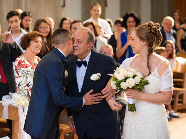 Il matrimonio di Fabio e Manuela a Signa, Firenze 15