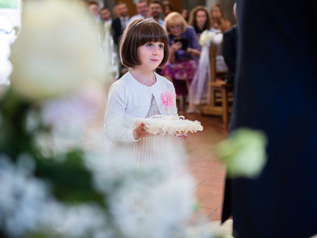 Il matrimonio di Fabio e Manuela a Signa, Firenze 18