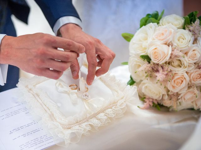 Il matrimonio di Fabio e Manuela a Signa, Firenze 19