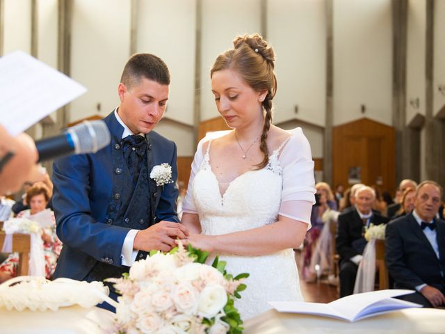 Il matrimonio di Fabio e Manuela a Signa, Firenze 20