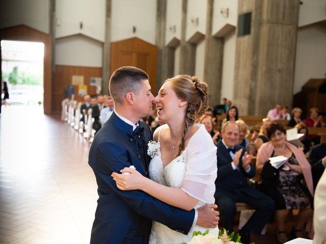 Il matrimonio di Fabio e Manuela a Signa, Firenze 22