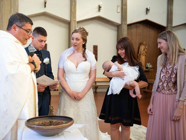 Il matrimonio di Fabio e Manuela a Signa, Firenze 23