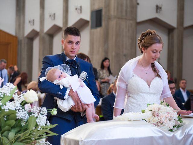 Il matrimonio di Fabio e Manuela a Signa, Firenze 26