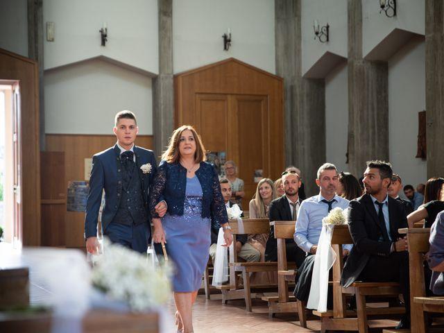 Il matrimonio di Fabio e Manuela a Signa, Firenze 29