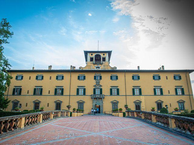 Il matrimonio di Fabio e Manuela a Signa, Firenze 32
