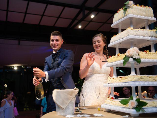Il matrimonio di Fabio e Manuela a Signa, Firenze 42
