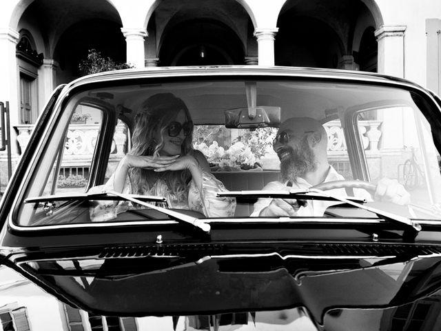 Il matrimonio di Francesca e Flavio a Pavia, Pavia 1