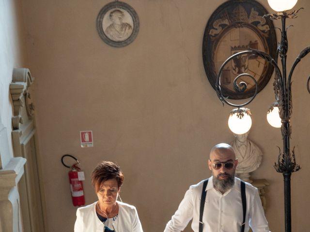 Il matrimonio di Francesca e Flavio a Pavia, Pavia 37