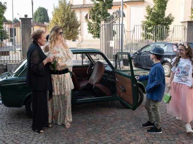 Il matrimonio di Francesca e Flavio a Pavia, Pavia 38