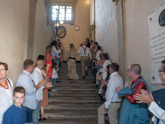 Il matrimonio di Francesca e Flavio a Pavia, Pavia 40