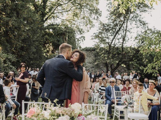 Il matrimonio di Federico e Tania a Parma, Parma 42