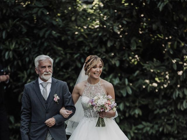 Il matrimonio di Federico e Tania a Parma, Parma 43