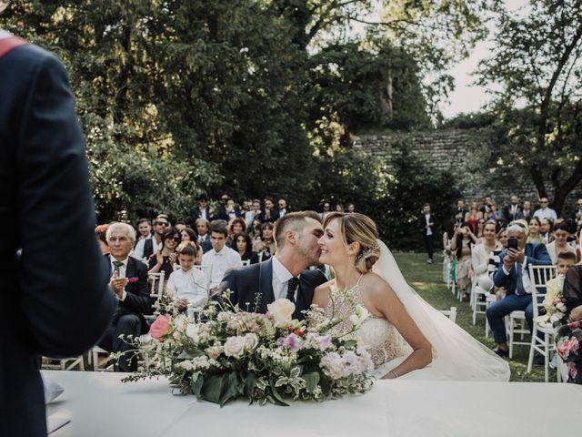 Il matrimonio di Federico e Tania a Parma, Parma 50