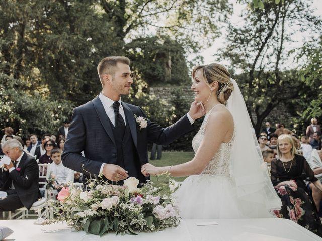 Il matrimonio di Federico e Tania a Parma, Parma 57