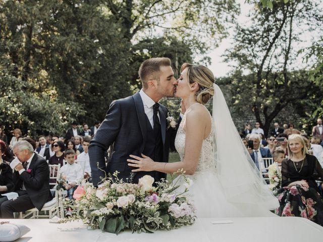 Il matrimonio di Federico e Tania a Parma, Parma 58