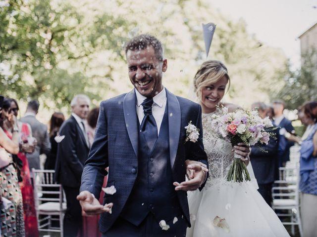 Il matrimonio di Federico e Tania a Parma, Parma 75