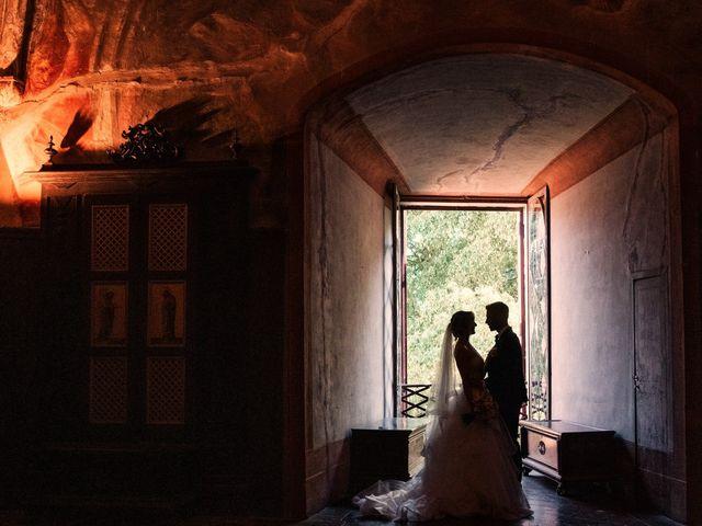 Le nozze di Tania e Federico