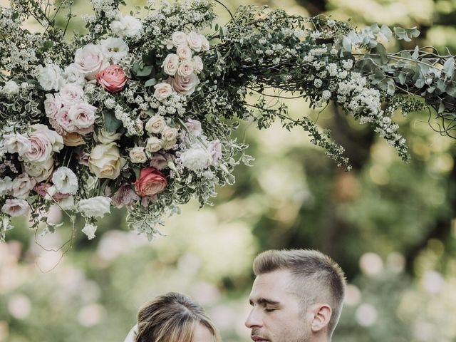 Il matrimonio di Federico e Tania a Parma, Parma 95