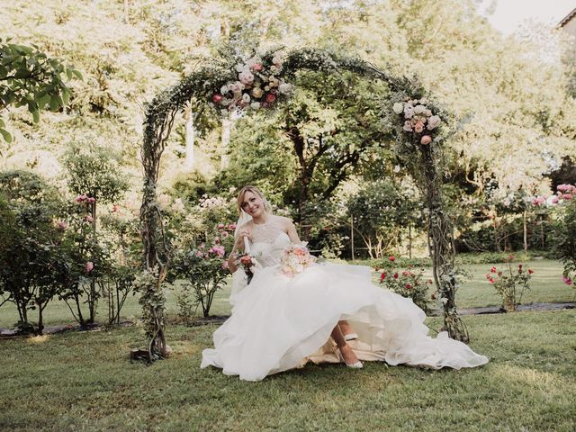 Il matrimonio di Federico e Tania a Parma, Parma 98