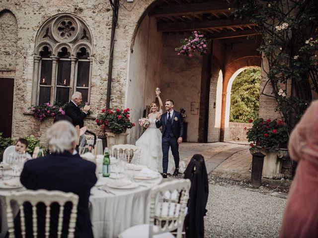 Il matrimonio di Federico e Tania a Parma, Parma 105