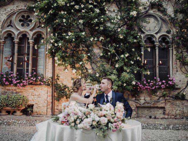 Il matrimonio di Federico e Tania a Parma, Parma 106