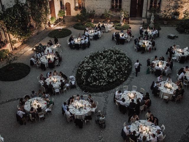 Il matrimonio di Federico e Tania a Parma, Parma 107