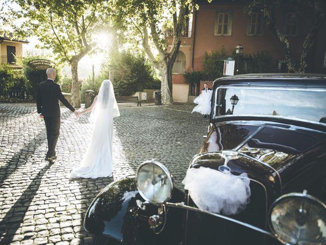 Il matrimonio di Giovanni e Giulia a Roma, Roma 1