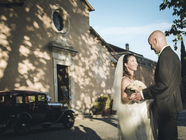 Il matrimonio di Giovanni e Giulia a Roma, Roma 24