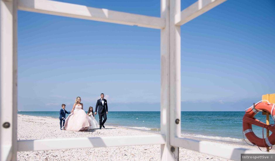 Il matrimonio di Luca e Giulia a Jesi, Ancona