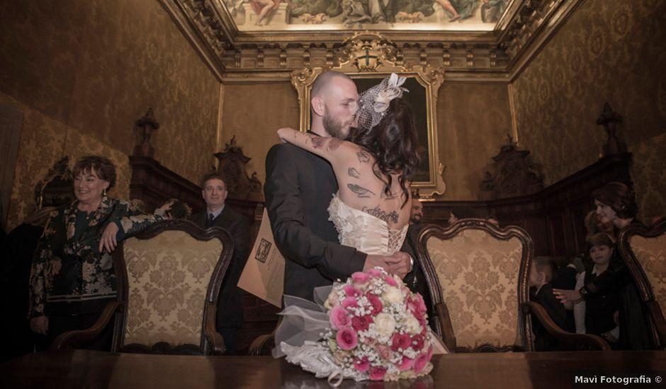 Il matrimonio di Fabio e Eliverta a Modena, Modena