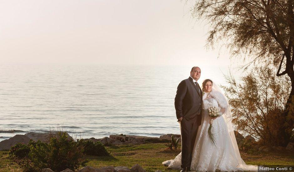 Il matrimonio di Marino e Sara a Ceprano, Frosinone