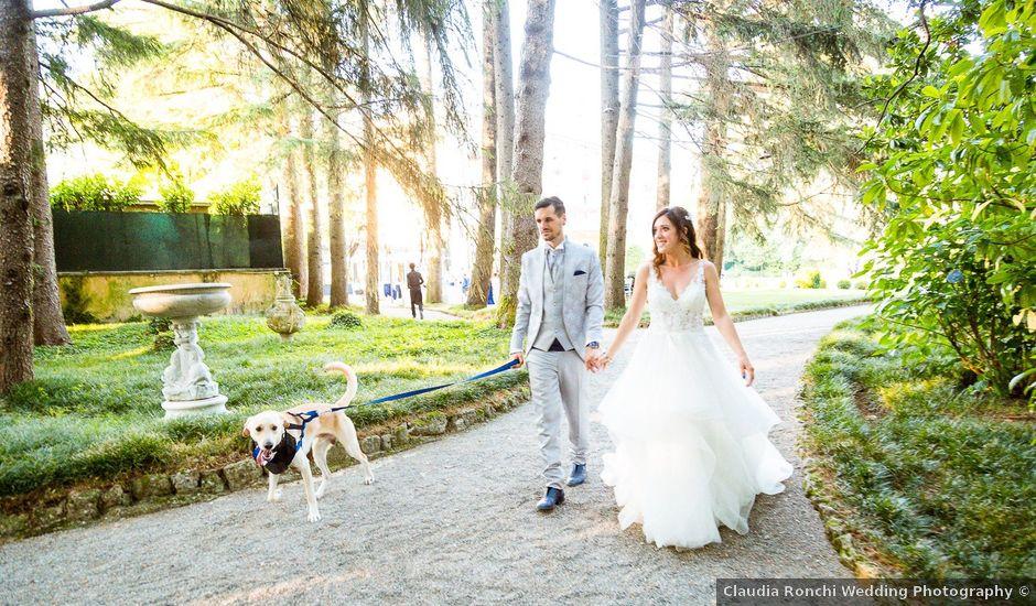 Il matrimonio di Fabio e Federica a Bonate Sotto, Bergamo