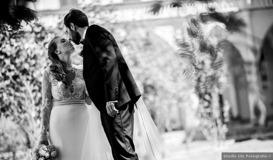 Il matrimonio di Luigi e Elisa a Grottaferrata, Roma