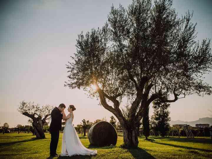 Le nozze di Monica e Federico