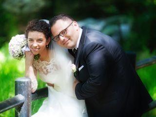 Le nozze di Milena e Davide