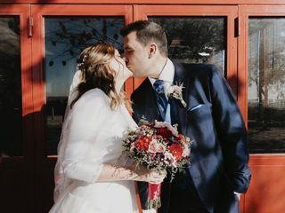 Le nozze di Sandra e Juan Carlos 2