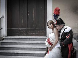 Le nozze di  Antonello e Ilaria