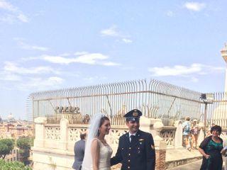 Le nozze di Simone e Michela 1