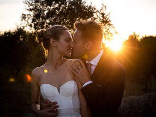 Le nozze di Sophia e Mats