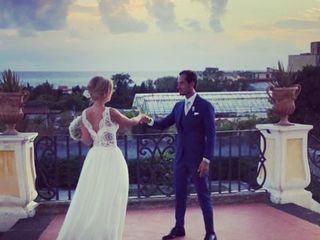 Le nozze di Raffaella e Vincenxo