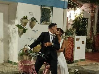 Le nozze di Luca e Patty 1