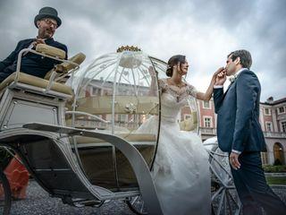 Le nozze di Lourena e Giovanni