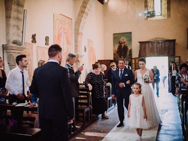Il matrimonio di Federico e Monica a Frosinone, Frosinone 34