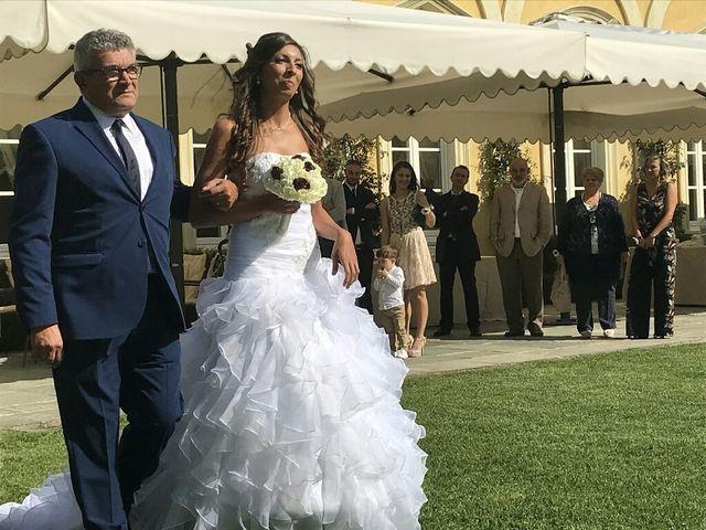 Il matrimonio di Valerio e Simona  a Rovellasca, Como 3