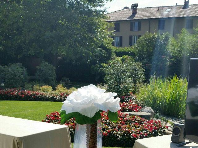 Il matrimonio di Valerio e Simona  a Rovellasca, Como 7