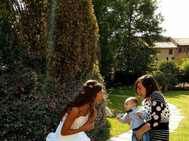 Il matrimonio di Valerio e Simona  a Rovellasca, Como 18